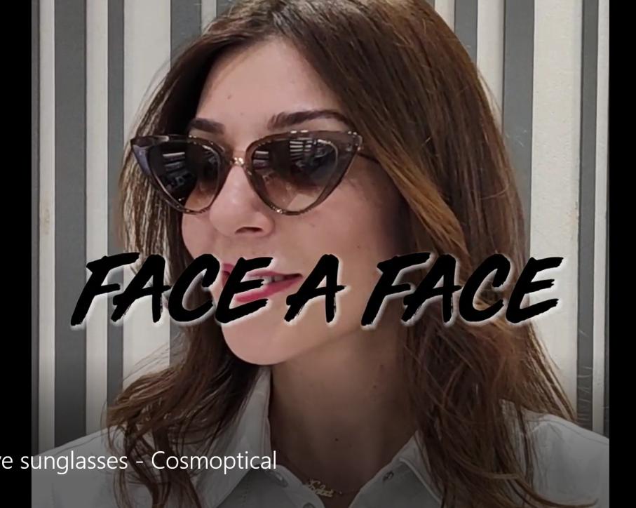 Γυαλια ηλιου Cat eye sunglasses - Shop online at Cosmoptical